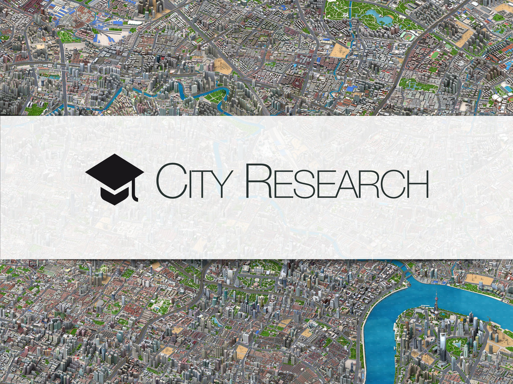CITY RESEARCH