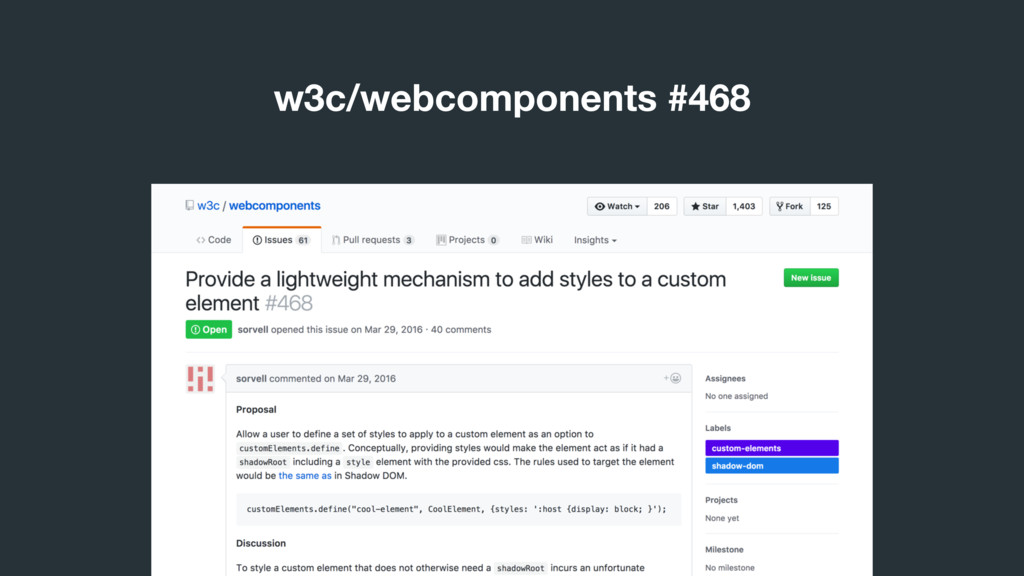 w3c/webcomponents #468