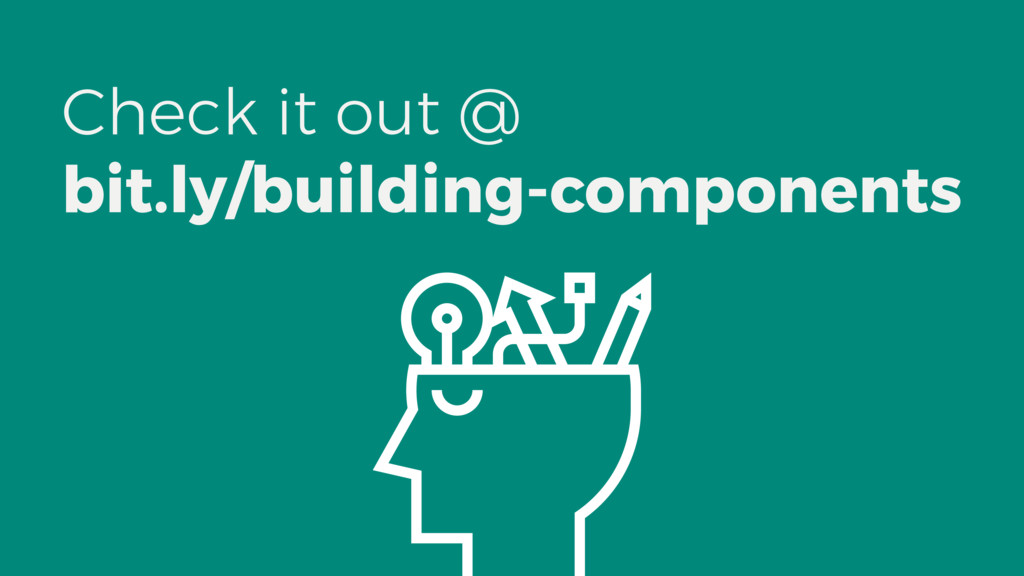 Check it out @ bit.ly/building-components