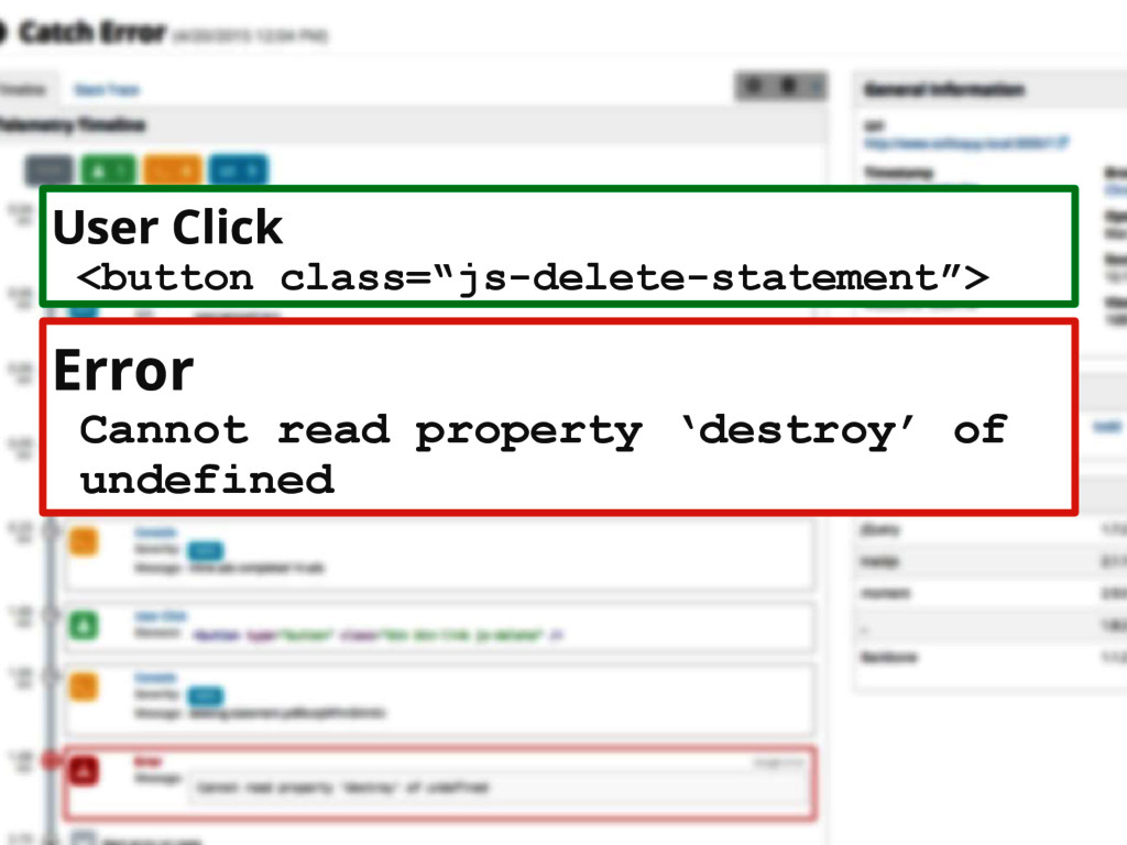 Error Cannot read property 'destroy' of undefin...