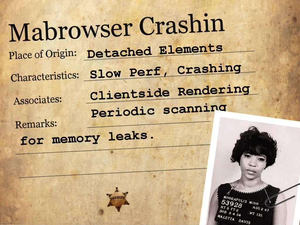 Mabrowser Crashin Place of Origin: Characterist...