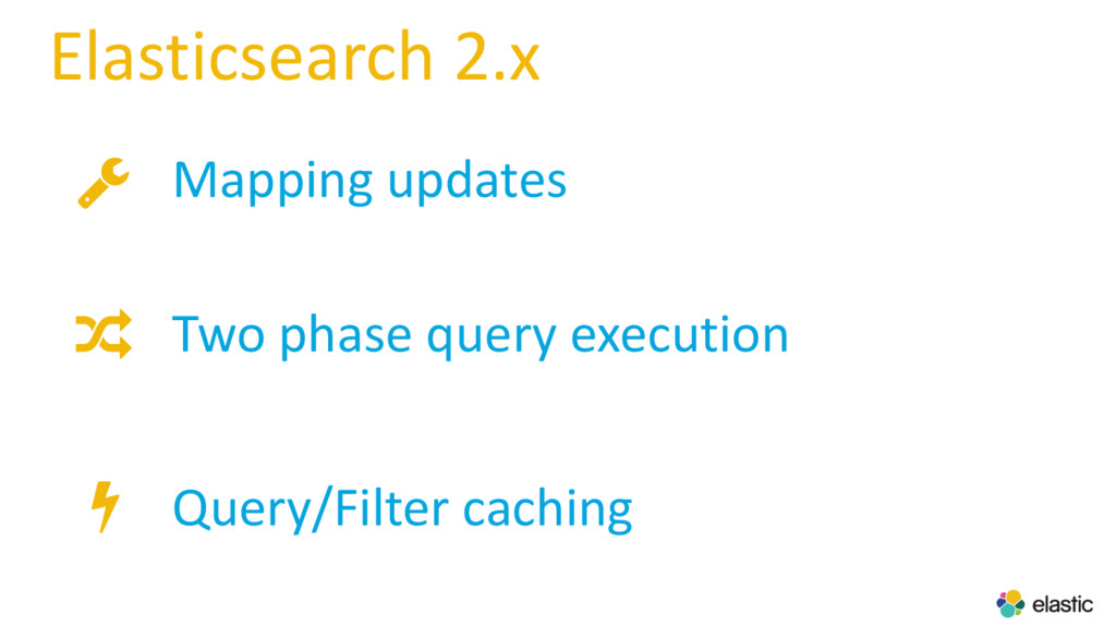 Elasticsearch 2.x Mapping updates