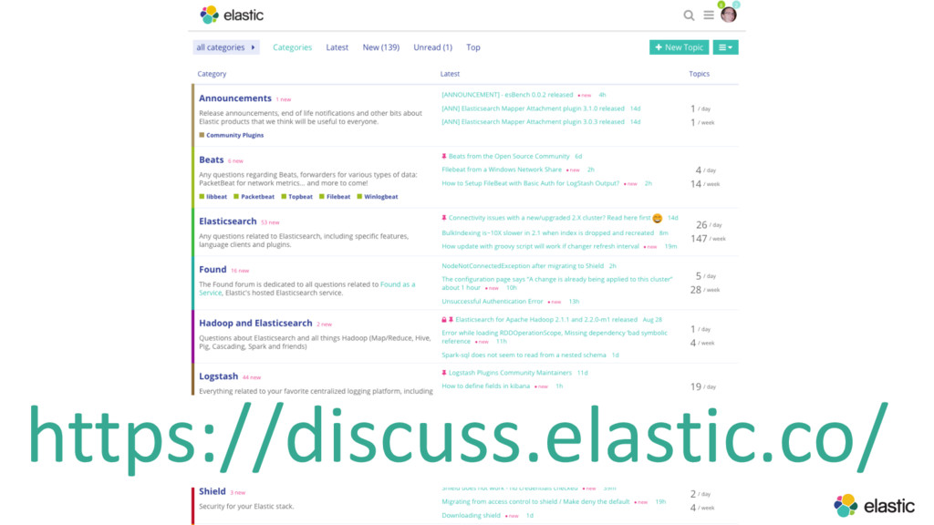 https://discuss.elastic.co/