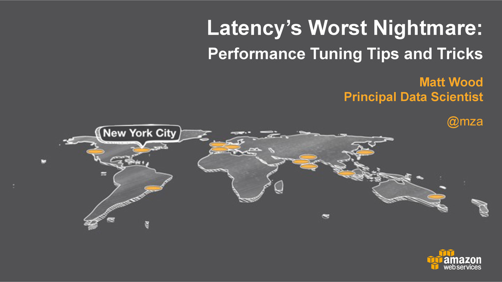 Latency's Worst Nightmare: Performance Tuning T...