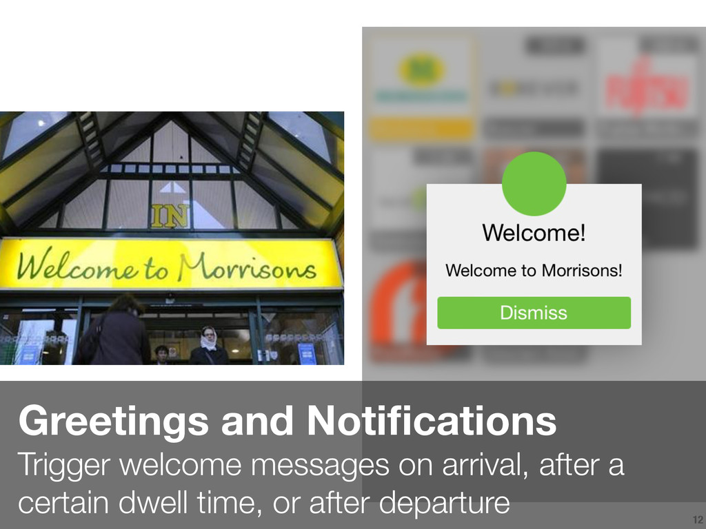 12 Greetings and Notifications Trigger welcome ...