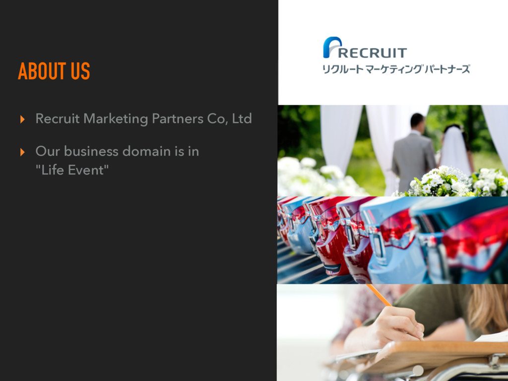 ABOUT US ▸ Recruit Marketing Partners Co, Ltd ▸...
