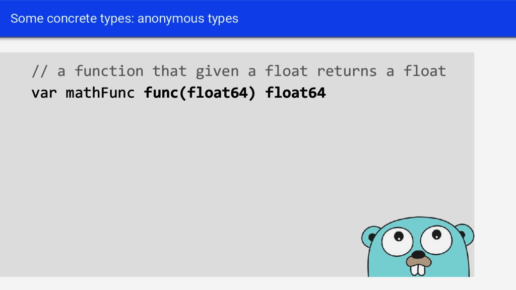// a function that given a float returns a floa...