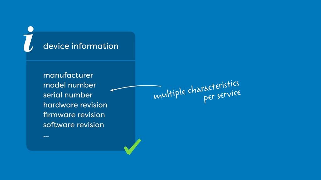 i device information manufacturer model number ...