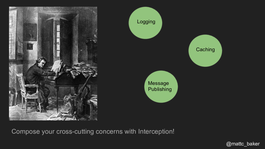 Compose your cross-cutting concerns with Interc...