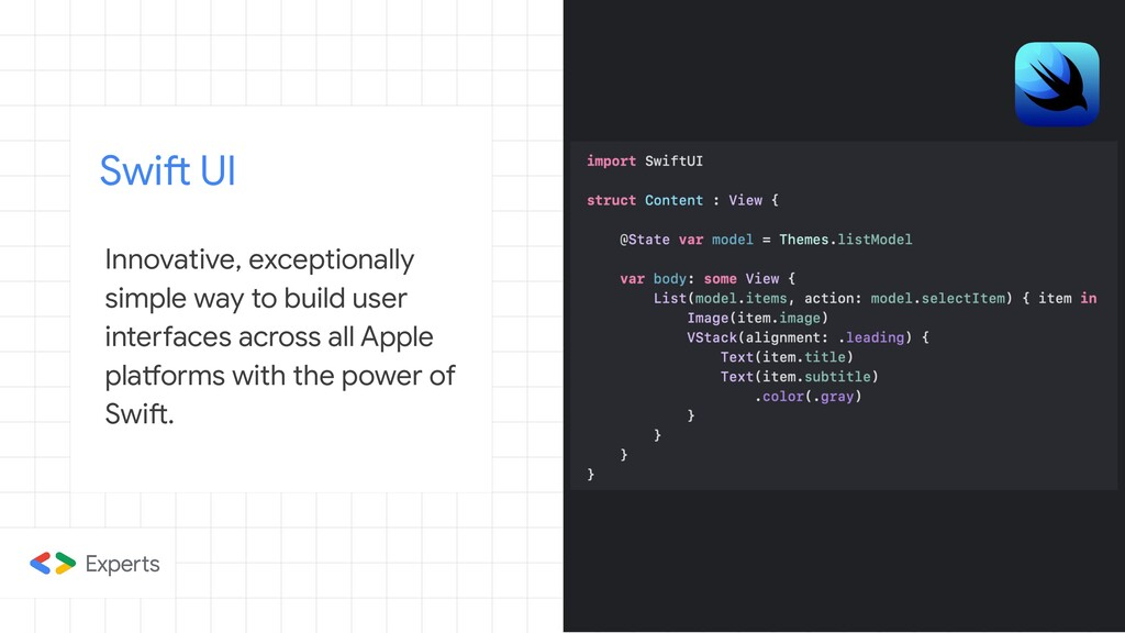 Swift UI Innovative, exceptionally simple way t...