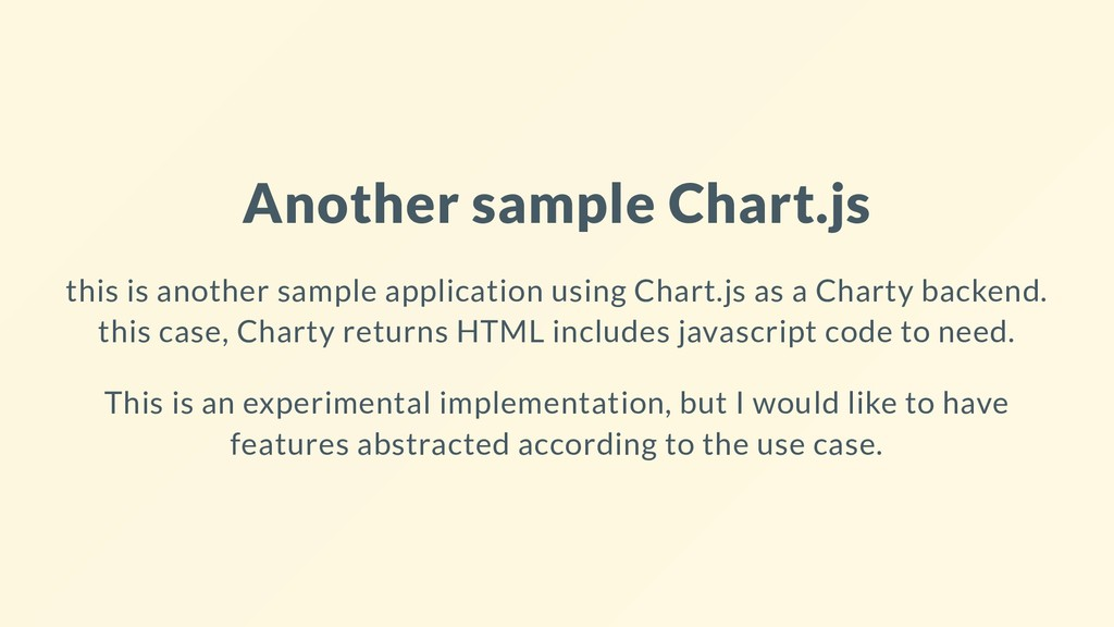 Another sample Chart.js this is another sample ...