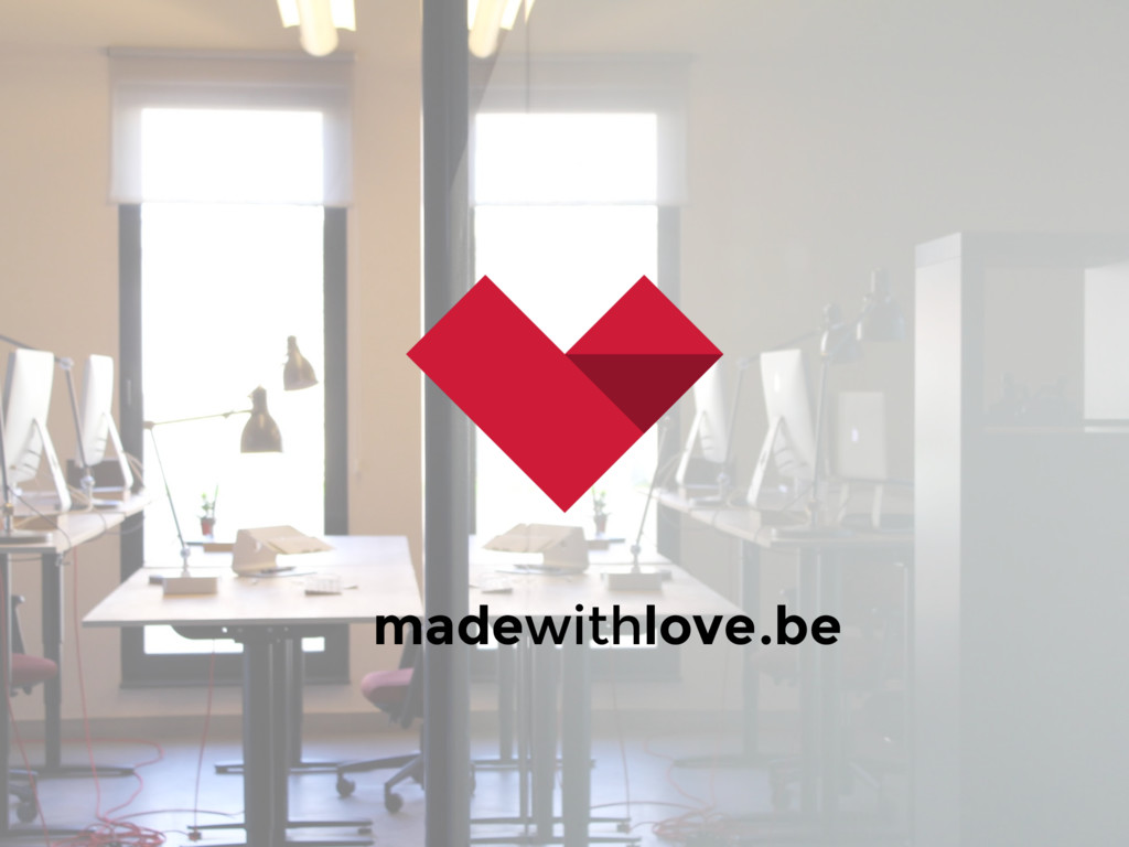 madewithlove.be