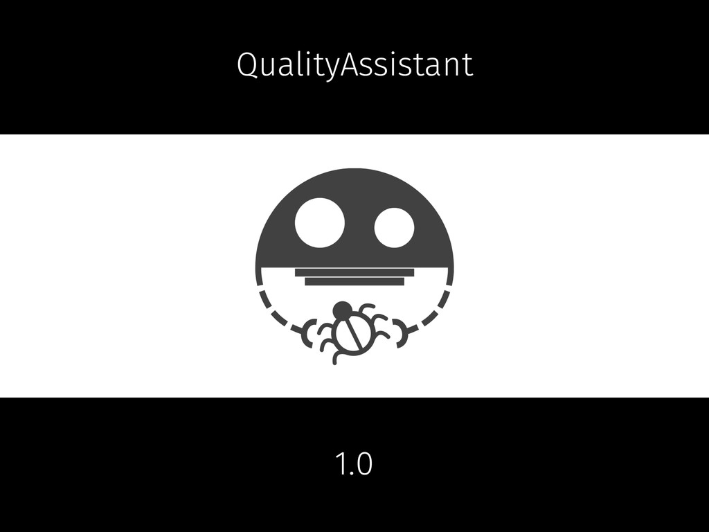 QualityAssistant QualityAssistant 1.0