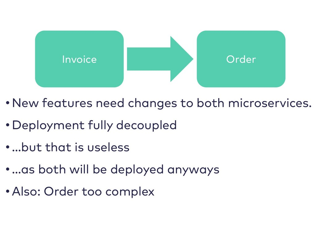 Invoice Order • New features need changes to bo...