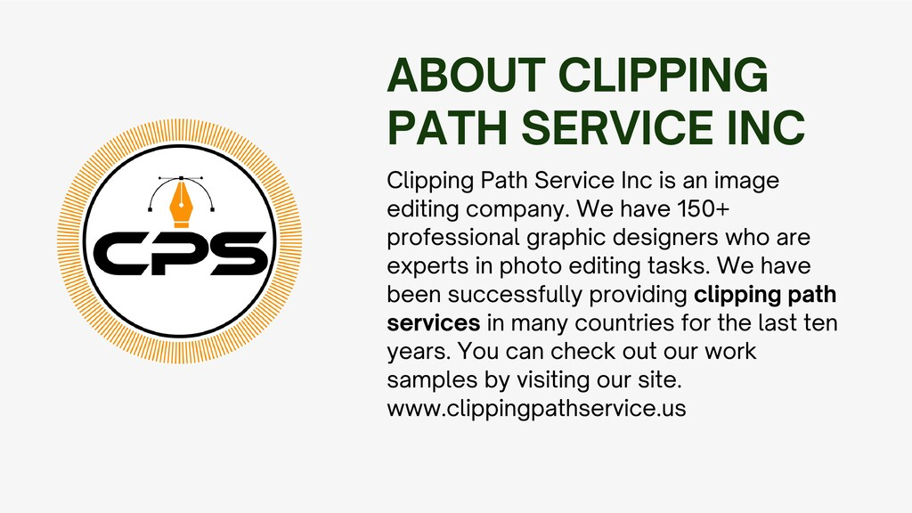 ABOUT CLIPPING PATH SERVICE INC Clipping Path S...