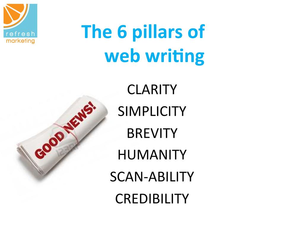The 6 pillars of      ...