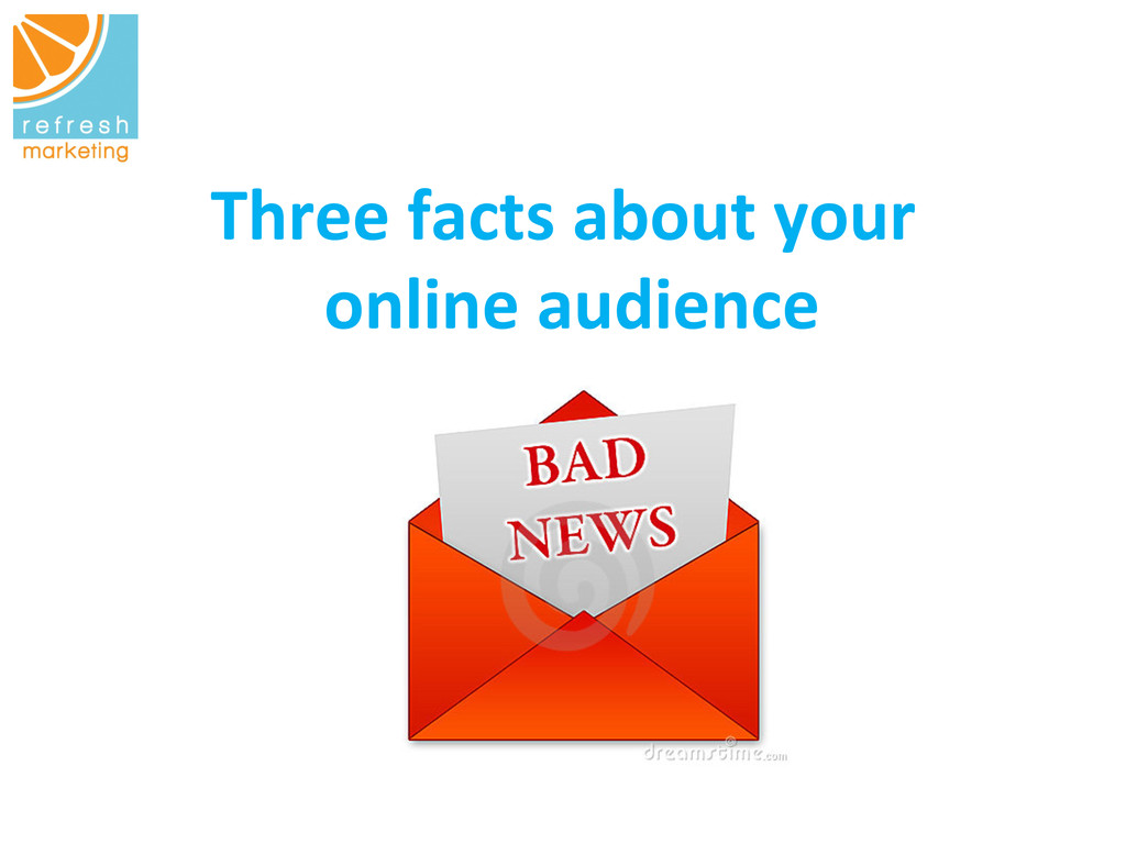 Three facts about your    online...