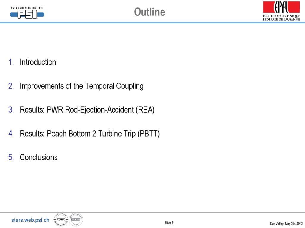 stars.web.psi.ch Slide 2 Outline 1. Introductio...