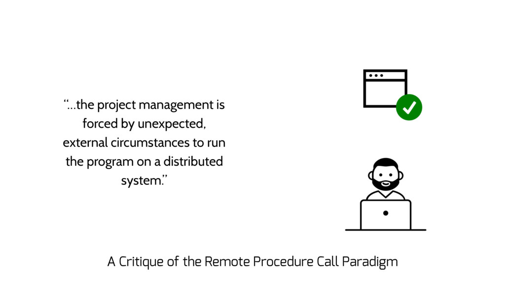 """…the project management is forced by unexpecte..."