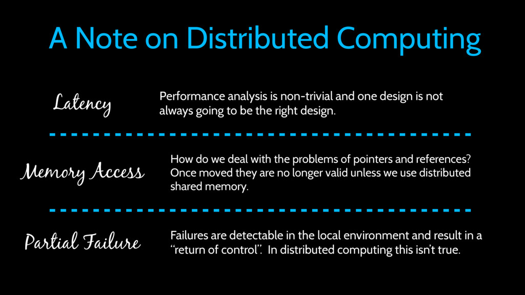 A Note on Distributed Computing Performance ana...
