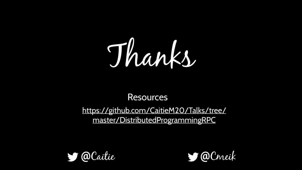 Thanks @Caitie @Cmeik https://github.com/Caitie...
