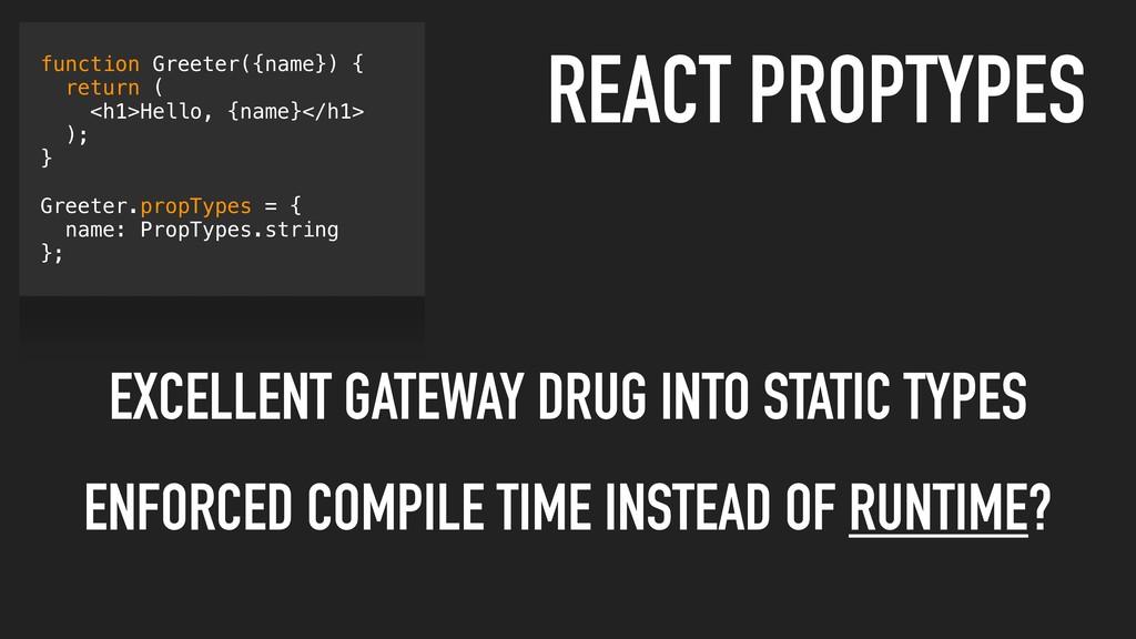 function Greeter({name}) { return ( <h1>Hello, ...