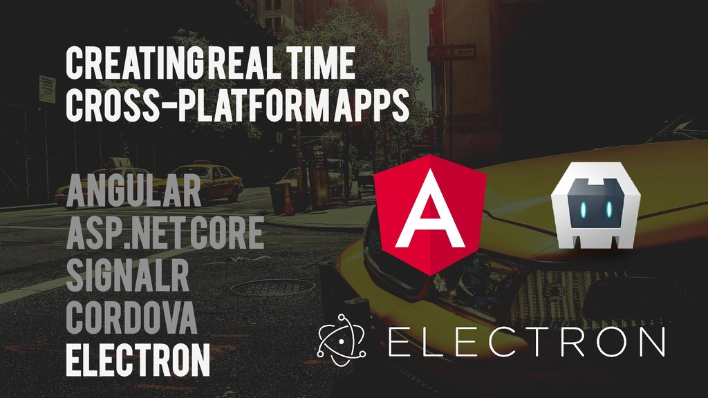 Creating real time Cross-Platform Apps Angular ...
