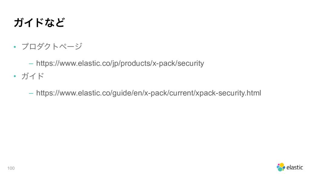 ΨΠυͳͲ • ϓϩμΫτϖʔδ ‒ https://www.elastic.co/jp/pr...