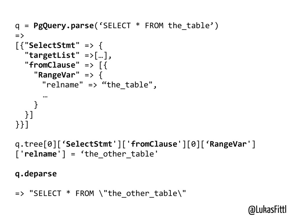 @LukasFittl q	