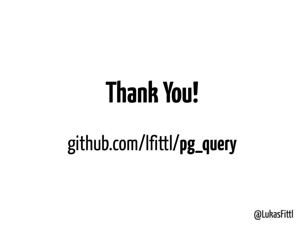 @LukasFittl Thank You! github.com/lfittl/pg_que...