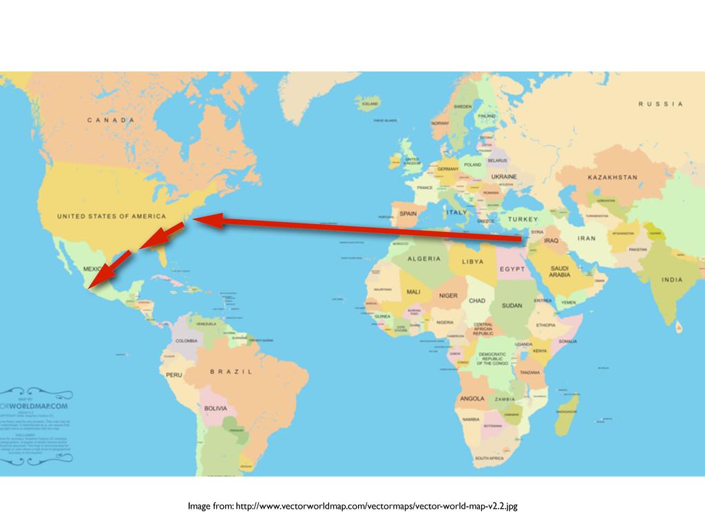 Image from: http://www.vectorworldmap.com/vecto...