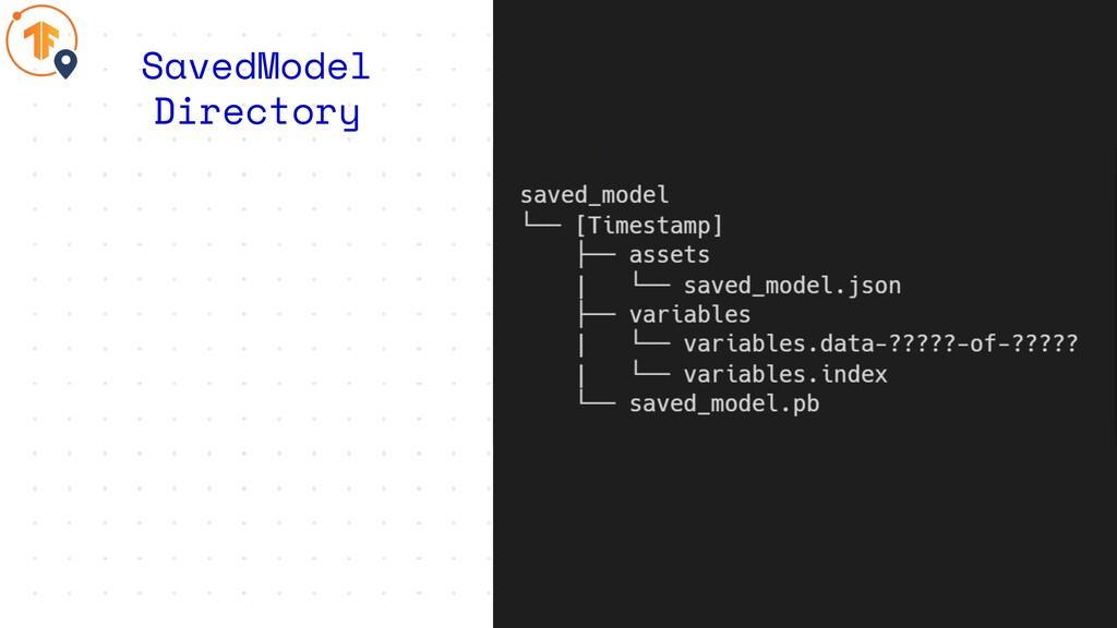 SavedModel Directory