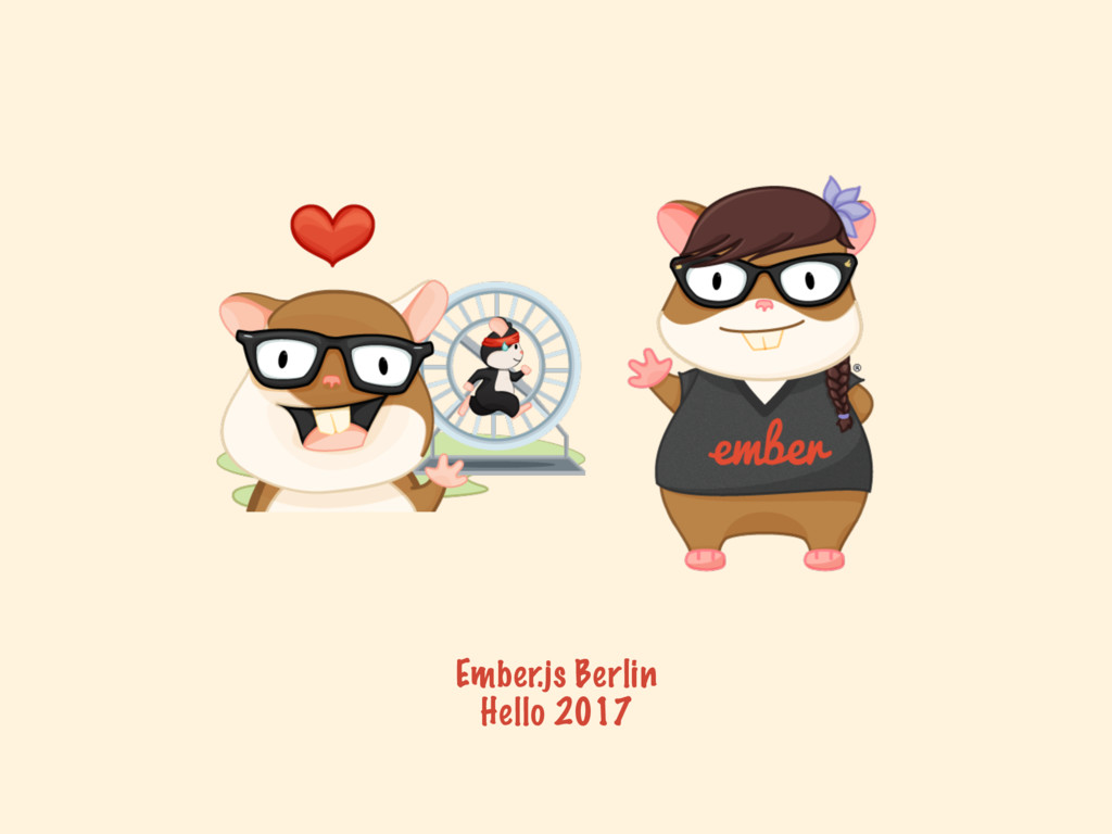 Ember.js Berlin Hello 2017
