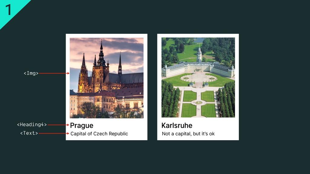 Prague Capital of Czech Republic Karlsruhe Not...