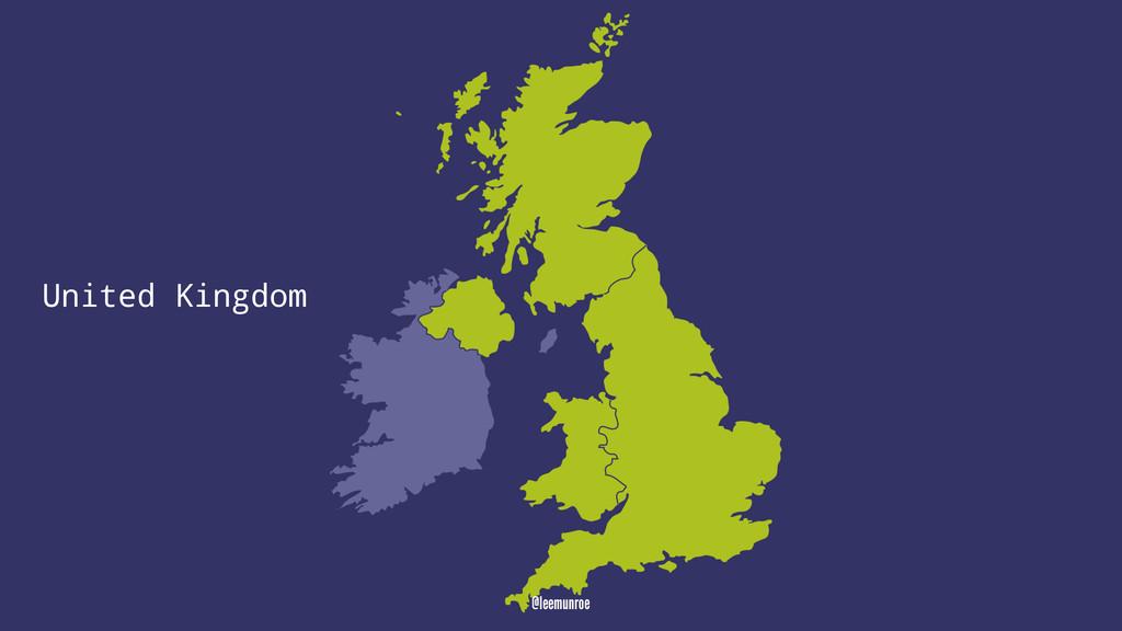 United Kingdom @leemunroe