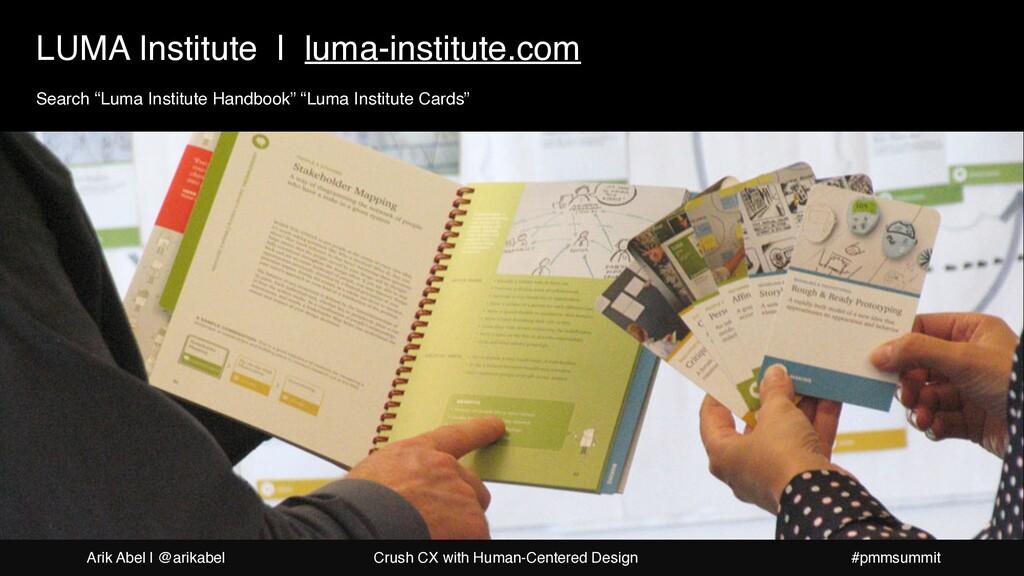 "LUMA Institute   luma-institute.com Search ""Lum..."