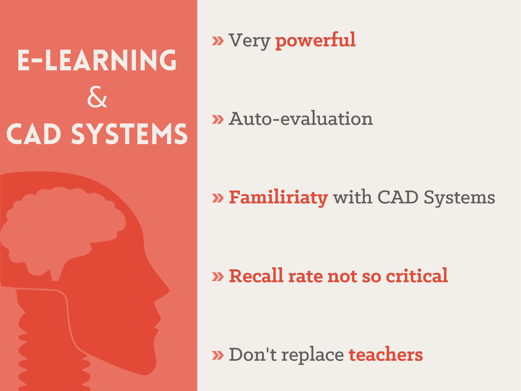 E-learning & CAD SYSTEMS » Very Very powerful p...