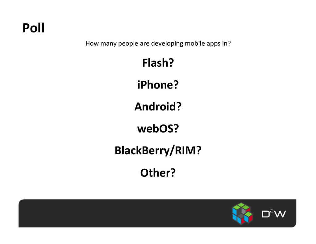 Poll	
