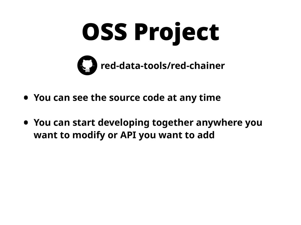 OSS Project red-data-tools/red-chainer • You ca...