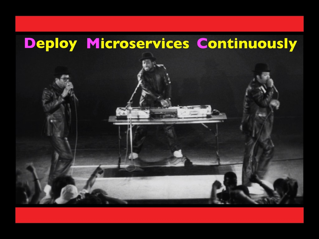 Deploy Microservices Continuously