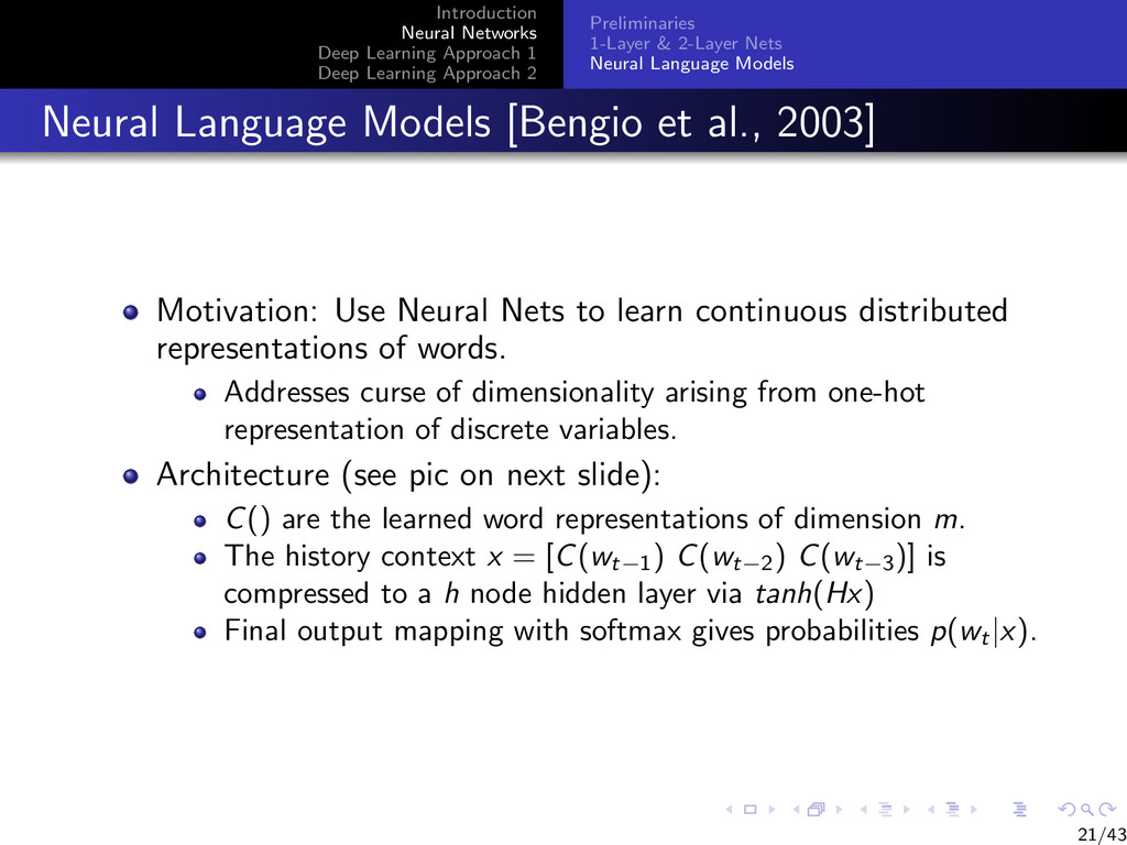 Introduction Neural Networks Deep Learning Appr...