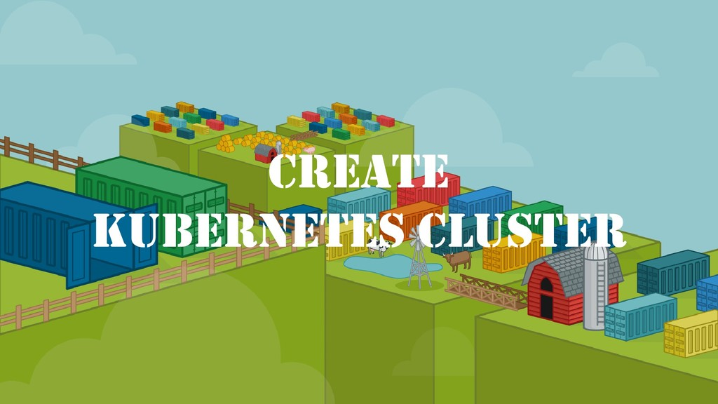 Create Kubernetes Cluster