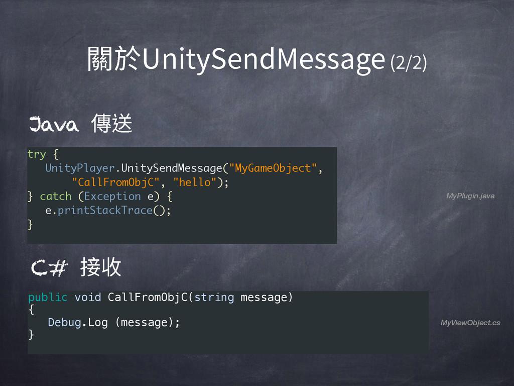 C# 䱺佐 ꡠ倴6OJUZ4FOE.FTTBHF   public void Call...