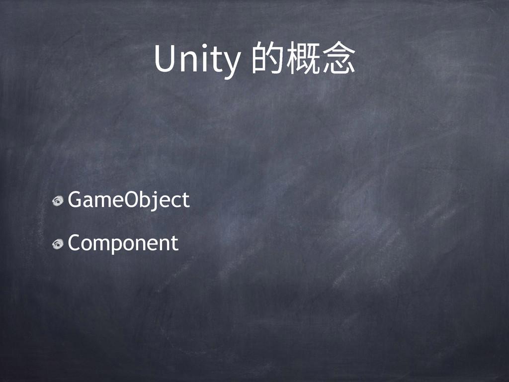 6OJUZ涸嚌䙂 GameObject Component