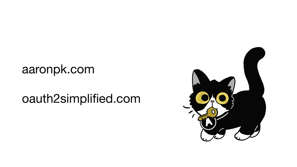 aaronpk.com  oauth2simpli fi ed.com