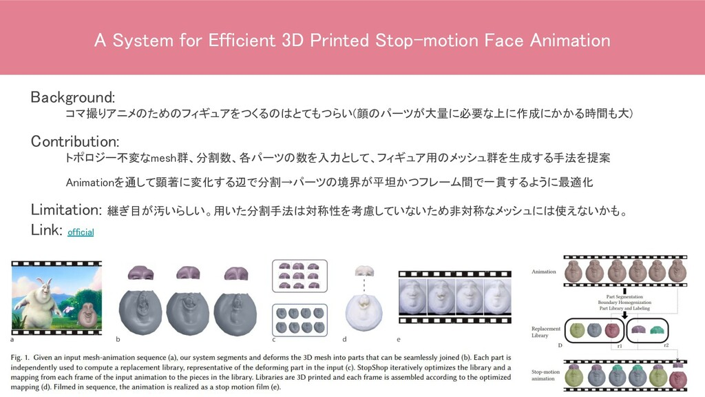 A System for Efficient 3D Printed Stop-motion F...