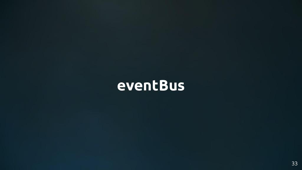 33 eventBus