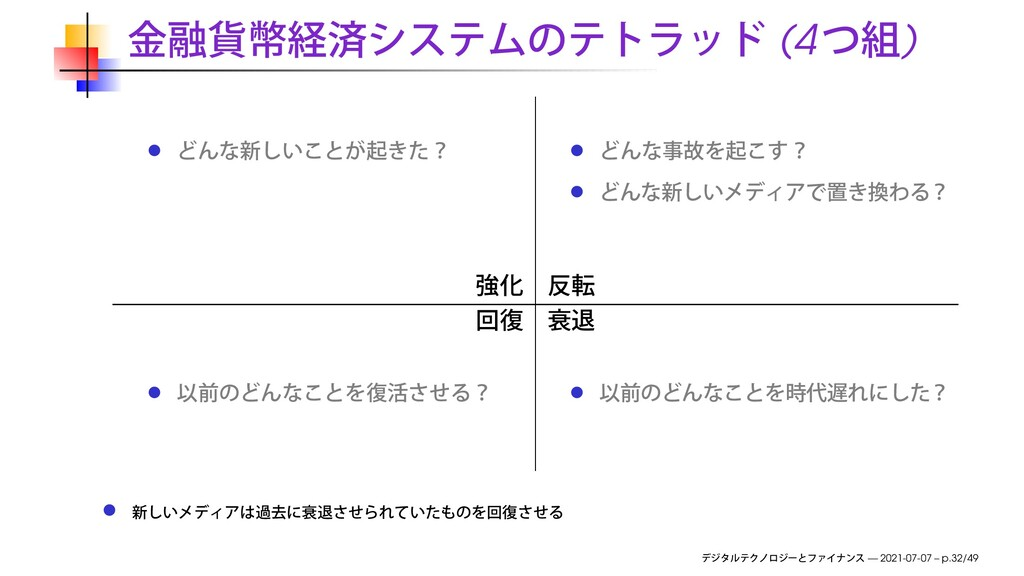 (4 ) — 2021-07-07 – p.32/49