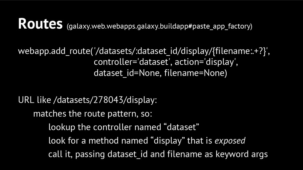 Routes (galaxy.web.webapps.galaxy.buildapp#past...