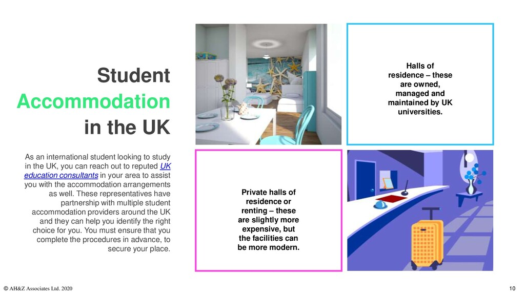 Student Accommodation in the UK As an internati...